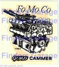 ROTH FO MO CO Vintage Style decal/sticker