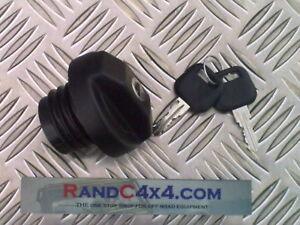 Land Rover Defender Puma Locking Fuel Cap 98 WLD500200