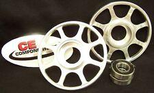 "6"" Idler wheels Skidoo / Arctic Cat / Polaris / Yamaha snowmobile 8"