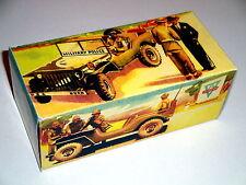Reprobox für Arnold Jeep mit Uhrwerkantrieb