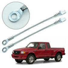 Rear Tailgate Tail Gate Wire Cable Silver For Ford Ranger Pickup 2001 - 2012