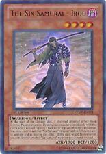 Die Sechs Samurai - Irou RYMP-EN093 Ultra Rare!