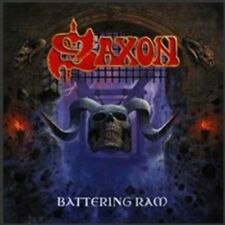 Saxon Battering RAM LP Vinyl 2015 33rpm
