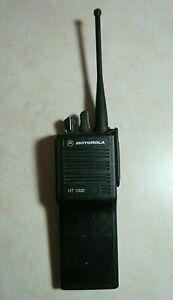 Motorola HT1000 UHF Radio H01RDC9AA3DN 403-470 MHz + Free Programming