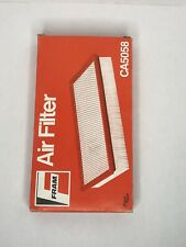 Fram CA5058 Engine Air Filter Direct Replacement