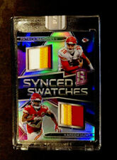 1/1 One of One Spectra 2018 / 2019 Black Box Patrick Mahomes / Hunt Jersey