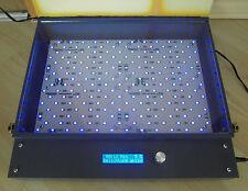 +++ UV LED BELICHTUNGSGERÄT MIT LCD DISPLAY, ALS BAUSATZ +++