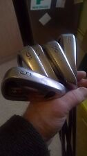 Set 5-9 Reg Graphite  Shafts Founders Club Muscle Back Cavity Irons vgc