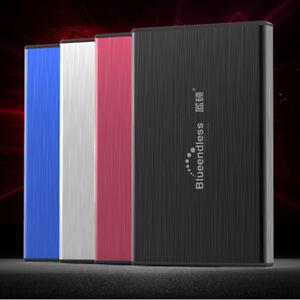 "USB 3.0 2.5"" 1TB Portable External Hard Drive For Laptop/Xbox one/PS4/Desktop"