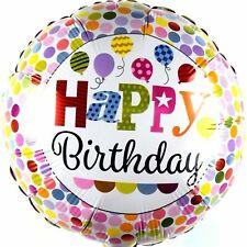 3x R22F3 Helium Folienballon Geburtstag Geschenk Jubiläum Party Deko Ballons NEU