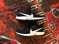 NEW Nike Air Zoom Pegasus 36 Running Shoes Womens size 11 Black White AQ2210-004