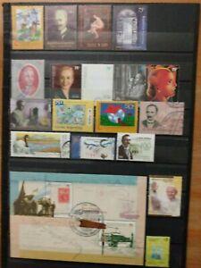 briefmarken argentinien lot bedarfsgestempelt