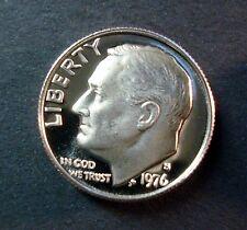 1976 P /& D Roosevelt Dimes Choice//Gem Bu From mint sets