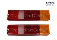 Pièces détachées multicolore pour le côté arrière pour automobile