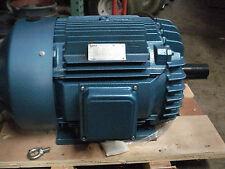NEW! Speedtronics Link Hi Prem. Eff AC Motor, 40hp, 1800, 324T, TEFC, 230/460vac