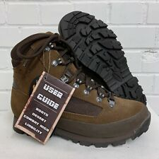 ITURRI BROWN DESERT HIGH LIABILITY COMBAT BOOTS - Size: 6 Large , British Army