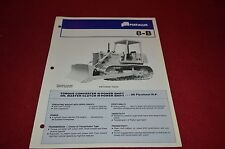 Fiat Allis Chalmers 8-B Crawler Tractor Dealer's Brochure DCPA2 ver2