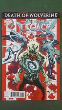 Death of Wolverine The Logan Legacy #7 Canada Variant Canadian *CB13