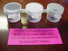 """01 Collins """"S"""" Line touch-up paint kit with FREE shipping!"""