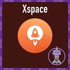 200,000,000 (200mil) - XSPACE (XSPACE) MINING CONTRACT-Crypto Currency