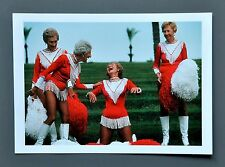 Frank Fournier Ltd. Ed. Photo 24x17cm Cheerleader Pom-Pom Sun City Arizona 1990
