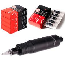 Permanet Makeup Machine Rotary Tattoo Machine Pen Needles Cartridges EM105B50-1