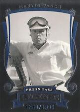 2006 PRESS PASS LEGENDS #B6 MARVIN PANCH 1339/1999 *12265