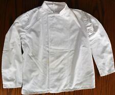 Vintage chefs white jacket DRONES kitchen cook coat unisex men women 1960s 1970s