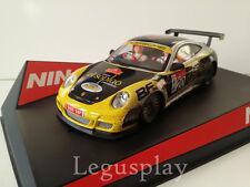 SCX Scalextric Slot Ninco 50538 Porsche 997 - Entrecanales - Efecto Goma