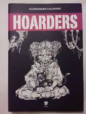 Hoarders - Alessandro Caligaris - Eris, 2014 (con disegno originale dell'autore)