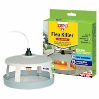 Zero In Flea Killer, Effective Flea Killer for the Home. Cat and dog fleas