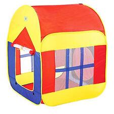 Kids Play Tent Game Playhouse Indoor Outdoor Children Pop Up Tent Boys Girls
