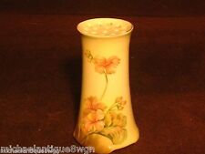 Vintage R.S. Germany Floral Decorated Hatpin Holder