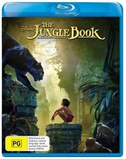 Disney The Jungle Book Blu-ray DVD 2016 New UnSealed Australia