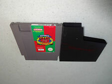 Attack of the Killer Tomatoes NES Spiel nur das Modul