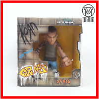 Korn Gruntz David Action Figure Boxed Vinyl Toy by The Stronghold Group 2002