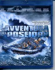 L'AVVENTURA DEL POSEIDON con Gene Hackman Stella Stevens - BLU-RAY NUOVO
