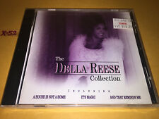 DELLA REESE 17 hits COLLECTION cd ITs MAGIC house is not a home THAT REMINDS ME