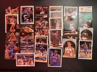 NBA Basketball New York Knicks NY Team Lot mix Topps Fleer Skybox Upper Deck 90s
