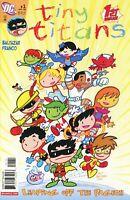 TINY TITANS issue #1 DC COMICS 2008 (TEEN TITANS)