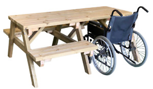 Wheelchair Accessible Picnic Tables