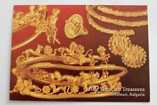 PC Bulgarian Thracian Treasures Spiral Tiara, Bracelets,Application SVESHTARI