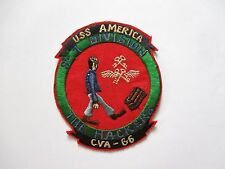 PATCH_ CVA-66 USS AMERICA S-1 DIVISION HE HACKERS , USS