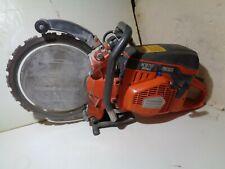 Husqvarna K970 14 Ring Concrete Saw Gas Power Cutter Handheld