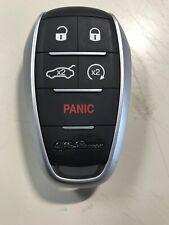 Oem Alfa Romeo Keyless Smart Key Fob Remote Kr5Alfa434 Used