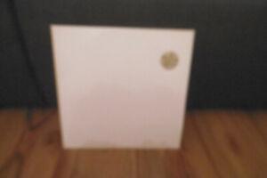 2LP THE BEATLES - white album weißes Album / mit Poster und Karten