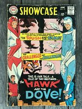 Showcase presents THE HAWK AND THE DOVE No. 75 (1st Appearance) DC Comics 1968