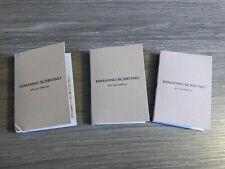 Ermanno Scervino Perfume Samples X 3