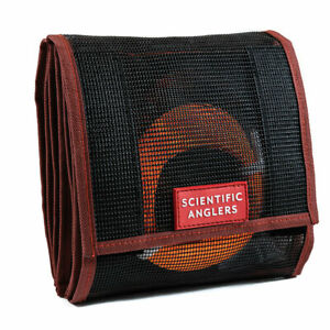 NEW SCIENTIFIC ANGLERS CONVERTIBLE FLY LINE & HEAD WALLET - HOLDS UP TO 12 LINES