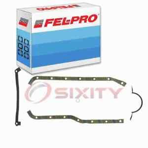 Fel-Pro 17950 Engine Oil Pan Gasket Set for 24713 27-52144 59560P Gaskets tp